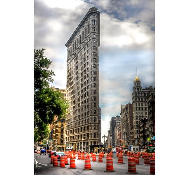 Flatiron, Nowy Jork, USA