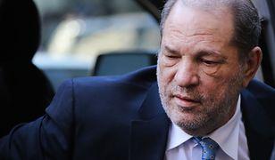 Harvey Weinstein skazany na 23 lata więzienia