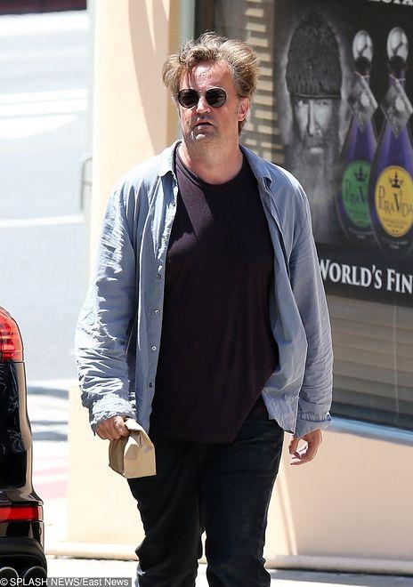 Tak Matthew Perry obchodził swoje 48. urodziny