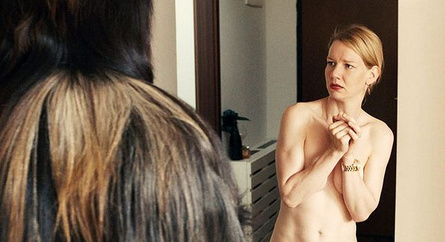 "Kadr z filmu ""Toni Erdmann"""