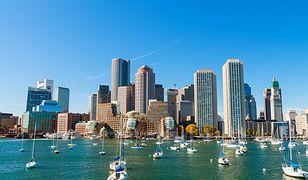 Boston jest tylko jednym z miejsc, do którego dojedziesz za kilkadziesiąt dolarów z Newark