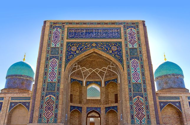 Atrakcje Taszkentu