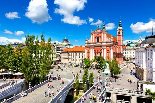 Atrakcje Słowenii - Lublana