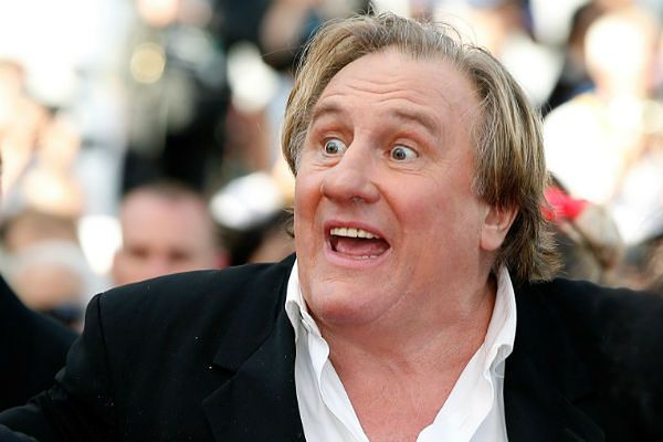 Gerard Depardieu: piję nawet 14 butelek alkoholu dziennie