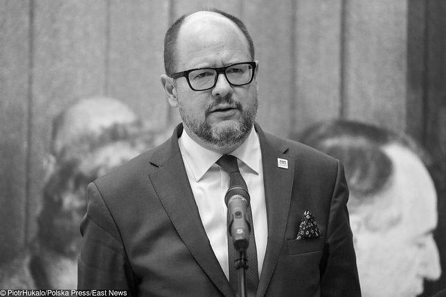 Zmarł Paweł Adamowicz. Prezydent Warszawy ogłosił żałobę. Andrzej Duda również