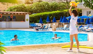 Polskie strefy w hotelach w Grecji i Chorwacji
