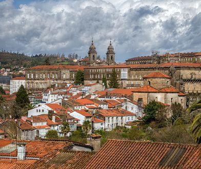 Zwieńczeniem pielgrzymki jest katedra w galicyjskim Santiago de Compostela