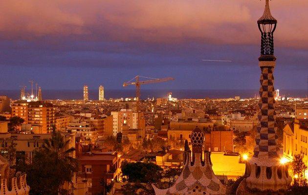 Za Gaudim po Barcelonie