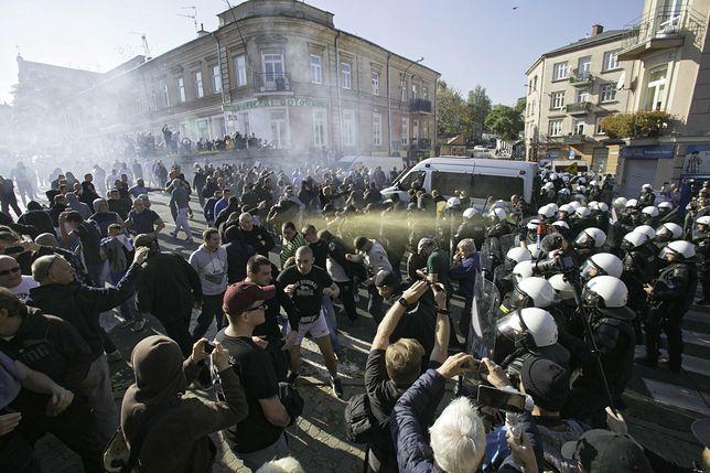 """""""Brawo policja w Lublinie""""? Poczekam na bardziej przekonywujące argumenty"""