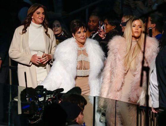 Wielkie wyjście Kardashianów