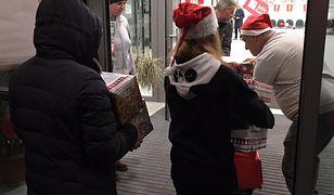 Pracownicy WP zawieźli prezenty potrzebującym