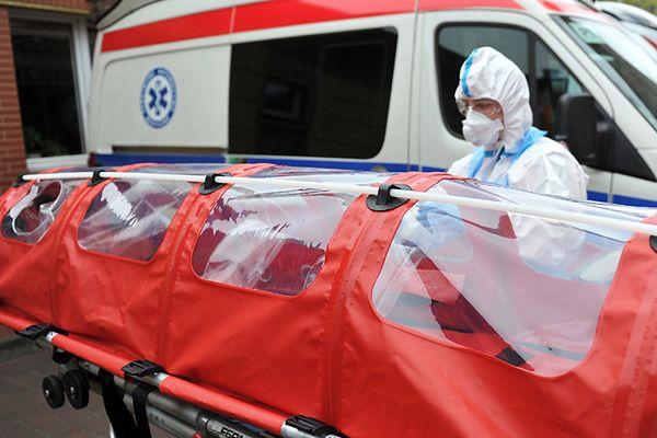 Krew uratuje chorych na ebolę? Niezwykły eksperyment