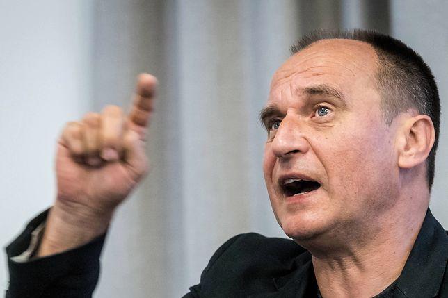 Paweł Kukiz oskarżył media