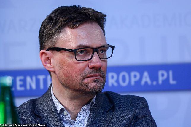 Dziennikarz o polskich ofiarach II w.ś. Odpowiedział prezydentowi. Wywołał burzę