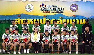 Tajlandia. Uratowani chłopcy wyszli ze szpitala. Mówili co działo się w jaskini