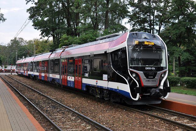 Nowy przetarg na kontrole biletów w pociągach WKD nie został jeszcze rozpisany.