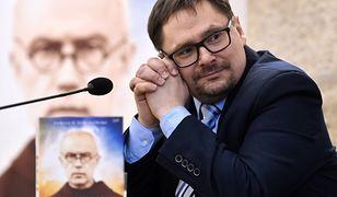 Tomasz Terlikowski chciał zrobić habilitację na WUM