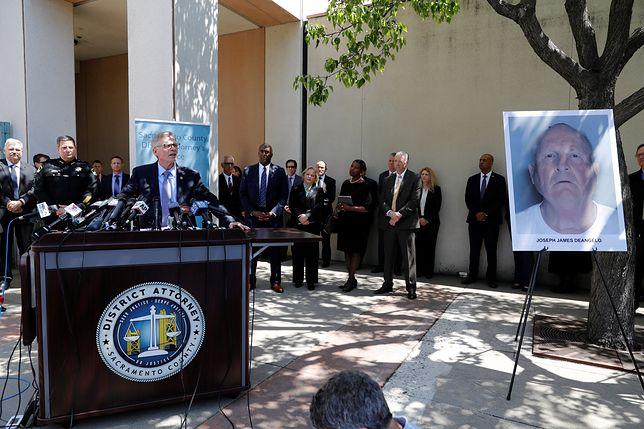 Policja w Kalifornii poinformowała o ujęciu seryjnego mordercy