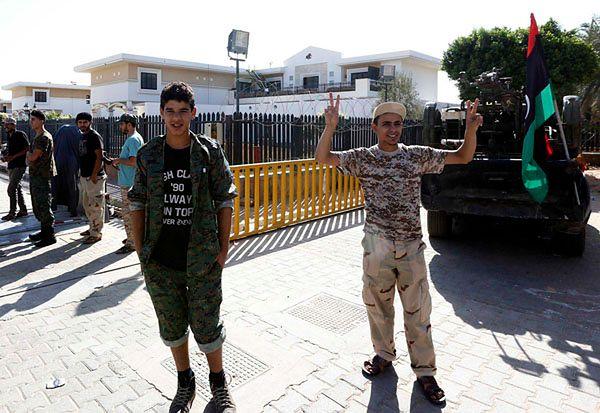 Ambasador USA: nasza ambasada w Libii nie została splądrowana