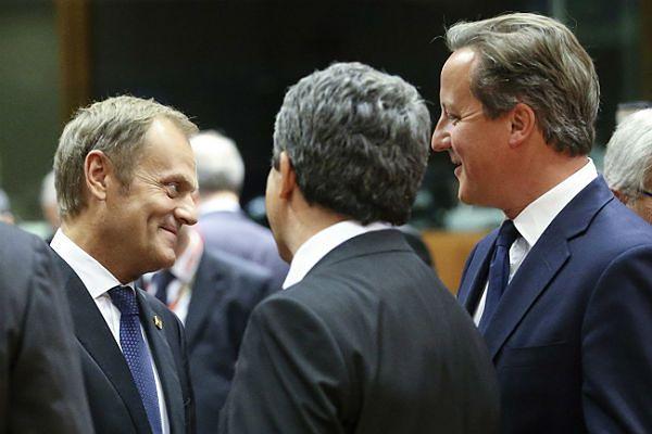 """""""Sunday Telegraph"""": nominacja Donalda Tuska sukcesem Davida Camerona. Polak jest reformatorem"""