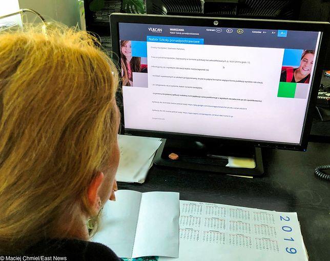 Rekrutacja do szkół średnich 2019. Uczniowie poznali wyniki rekrutacji i większość już wie, gdzie będzie kontynuować naukę