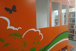 Sosnowiec. Tajemniczy Ogród wśród książek. Biblioteka przeszła metamorfozę