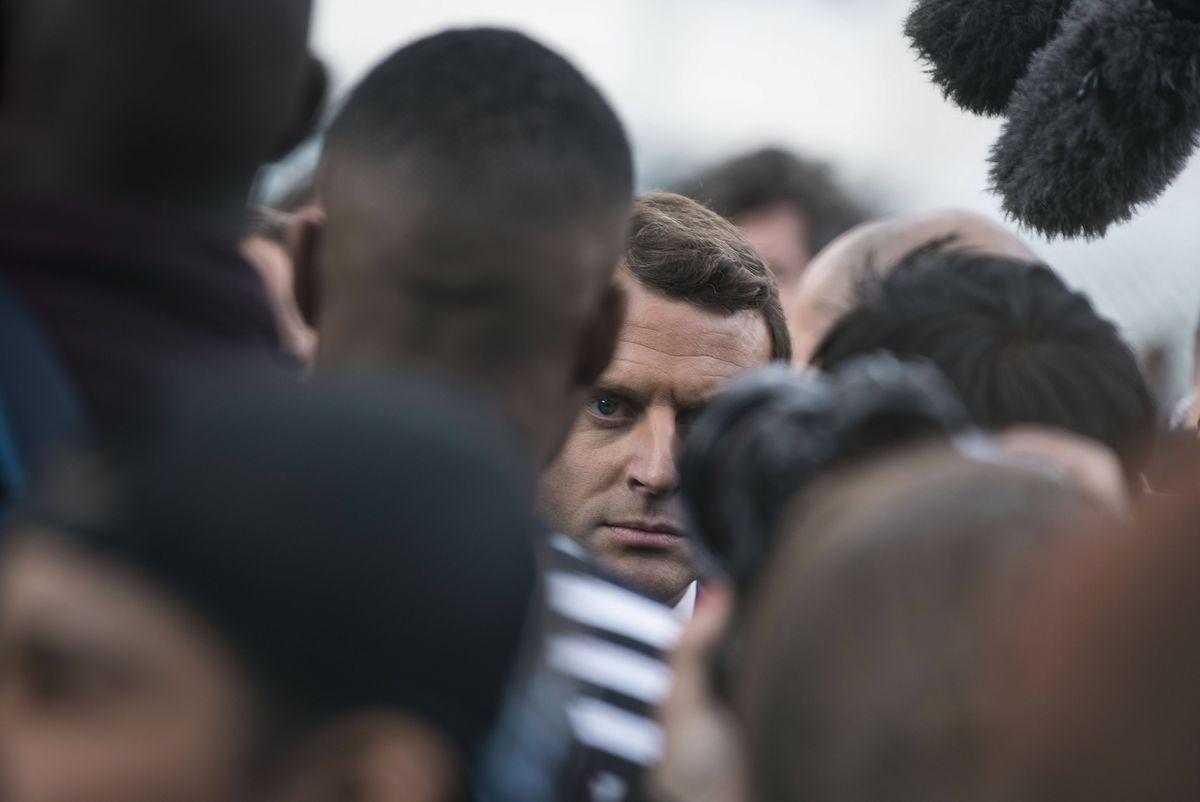 Zwycięzca I tury wyborów we Francji: Polska naruszyła wszystkie zasady UE