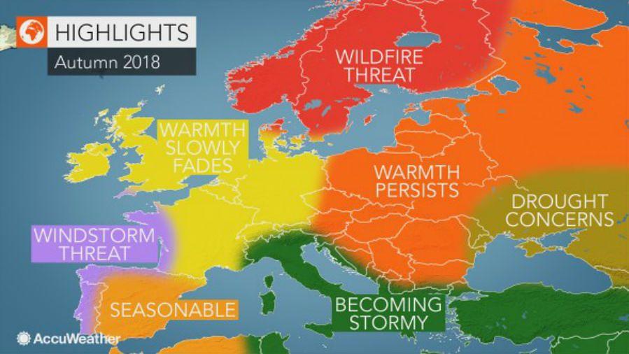 To nie koniec ciepła, lato idzie na rekord. Pogoda na wrzesień 2018