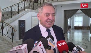 Wypadek Beaty Szydło w Oświęcimiu. Minister komentuje sprzeczne informacje
