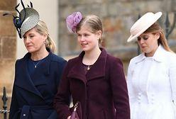 Ludwika Windsor była ulubioną wnuczką księcia Filipa. Teraz zdobyła się na wymowny gest