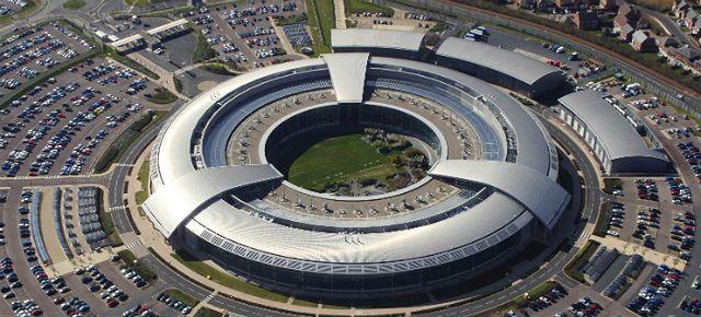 Siedziba GCHQ w Cheltenham