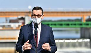 Premier Mateusz Morawiecki odwiedził Dolny Śląsk.