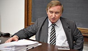 Koronawirus. Wybory 2020 r. Zdaniem prof. Ryszarda Piotrowskiego to zdumiewające, że nie udało się przeprowadzić wyborów prezydenckich