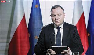 Koronawirus w Polsce. Prezydent Andrzej Duda skierował rządową specustawę do TK