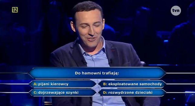 Krzysztof Nowicki musiał zmierzyć się z trudnymi pytaniami