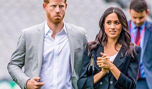 Meghan i Harry nie chcieli zaprosić dzieci do domu. Wynajęli lokal