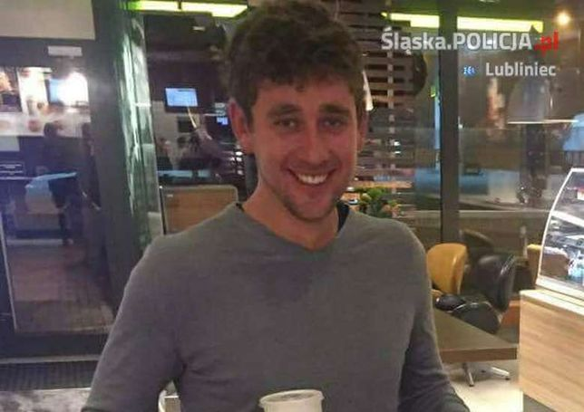 Zaginął 27-letni Piotr z Lublińca. Policja prosi o pomoc