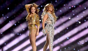 Shakira i J.Lo stworzyły fenomenalne show w przerwie Super Bowl