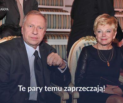 Najdłuższe związki w polskim show-biznesie. Rekordziści są ze sobą od 50 lat