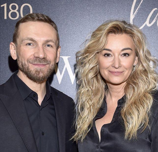 Martyna Wojciechowska i Przemysław Kossakowski planują ślub.