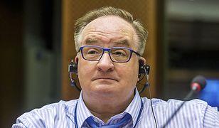 Jacek Saryusz-Wolski ponawia prośbę, ale zasady są jasne