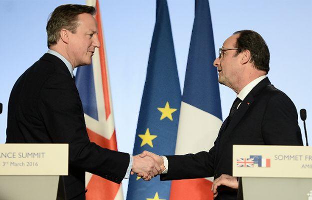 Francja szantażuje Wielką Brytanię: w razie Brexitu będziemy przepuszczać migrantów