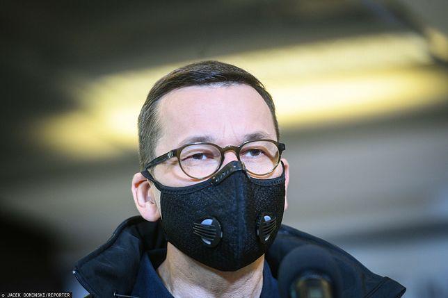 Koronawirus w Polsce. Premier Mateusz Morawiecki odniósł się do weekendowych incydentów w Zakopanem