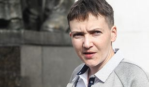 """Nadija Sawczenko ogłosiła głodówkę. """"To mi już nie straszne"""""""