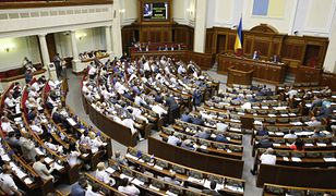Zakaz wnoszenia broni do parlamentu Ukrainy. Wszystko przez Sawczenko i trzy granaty