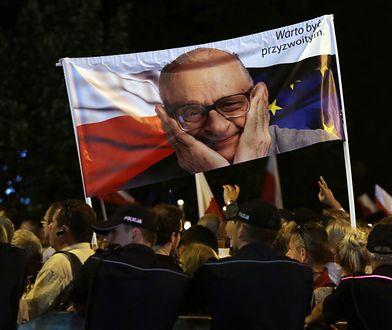 Skandal we Wrocławiu. Polityk PiS drwił z Władysława Bartoszewskiego