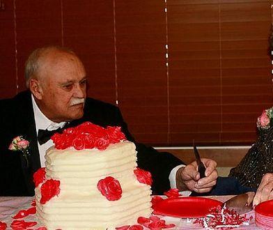 David i Carolyn wzięli ślub po 35 latach znajomości
