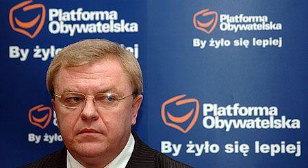 Chlebowski kandyduje do senatu z własnego komitetu
