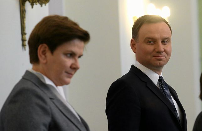List otwarty do Beaty Szydło i Andrzeja Dudy