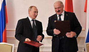 Putin pomoże Łukaszence?